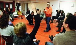 Team building et gestion de conflit theatre forum